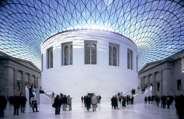 The British Museum|©M.chohan/Wikicommons