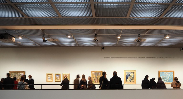 Van Gogh Museum | © Flickr/foilman