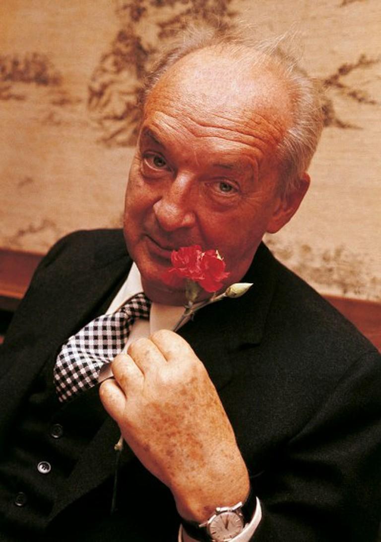 Vladimir Nabokov, October 1969