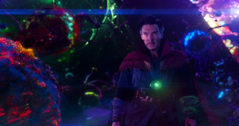 Marvel's DOCTOR STRANGE..Doctor Stephen Strange (Benedict Cumberbatch)