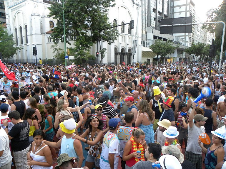 The street parties |© Allbrazilian/WikiCommons