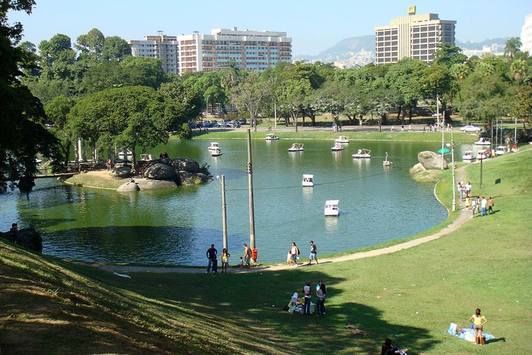 Quinta da Boa Vista |© Halley Pacheco de Oliveira/WikiCommons