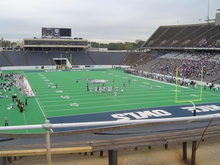 Rice Stadium | © Jyardley/WikiCommons