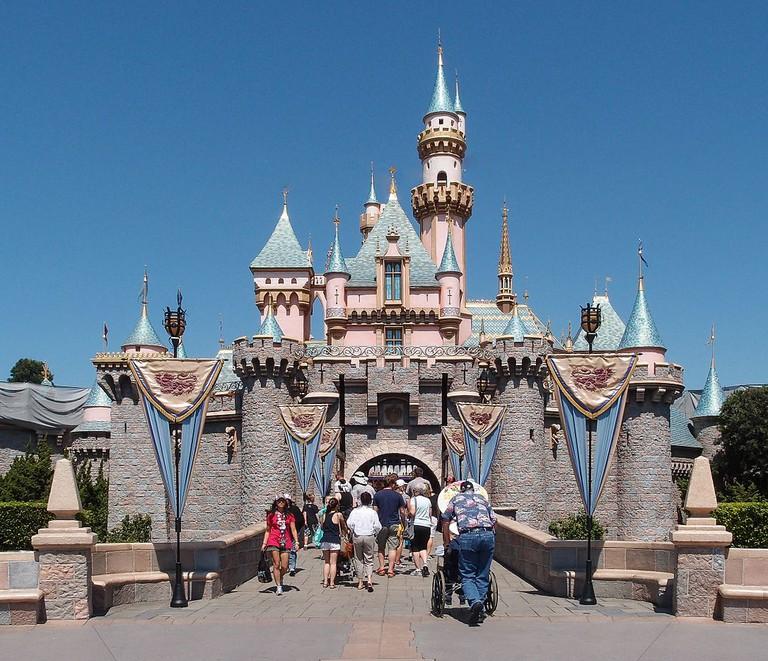 Disneyland © Tuxyso/Wikipedia