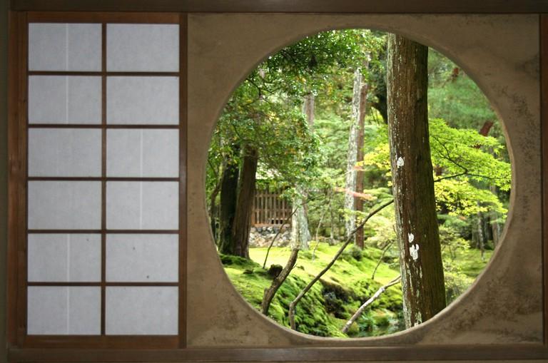 Tanhokutei, or tea ceremony house