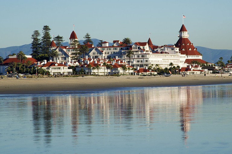 Coronado Central Beach © Dirk Hansen/Wikipedia