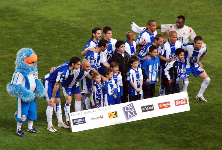 The 2007-2008 team | © Delatorre