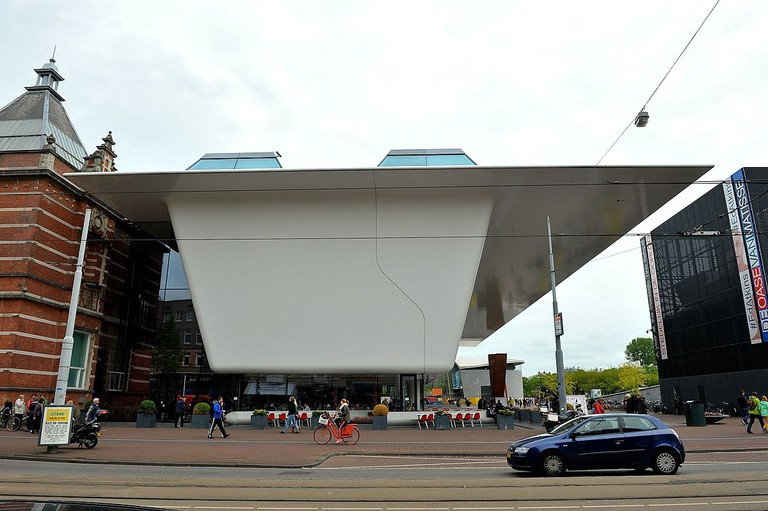 The Stedelijk Museum Amsterdam