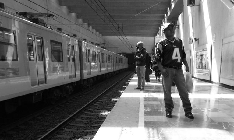 Mexico City Metro, Pantitlán | © Pablo Linares/Flickr
