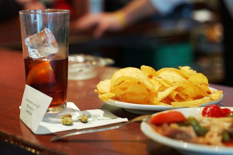 A typical aperitif | © vitelone