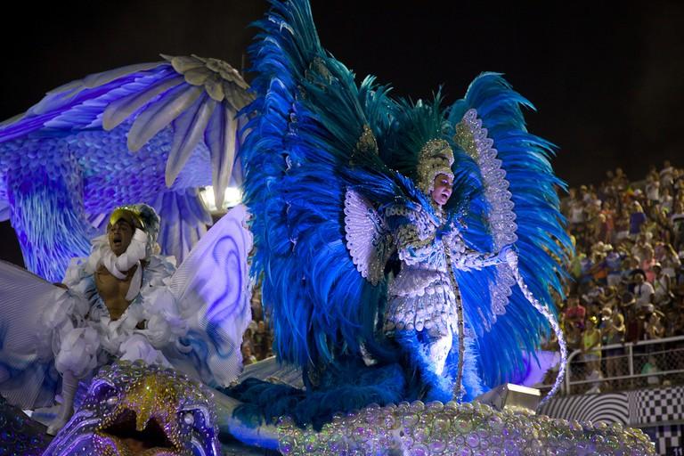 The elaborate parades  © Nicolas de Camaret/Flickr