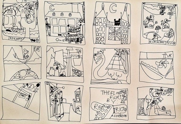 Nem's sketches
