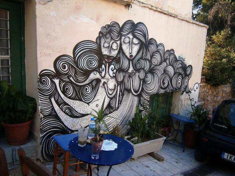 Work by Sonke