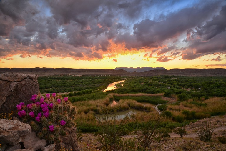 Big Bend National Park Sunset © Alison I./Flickr