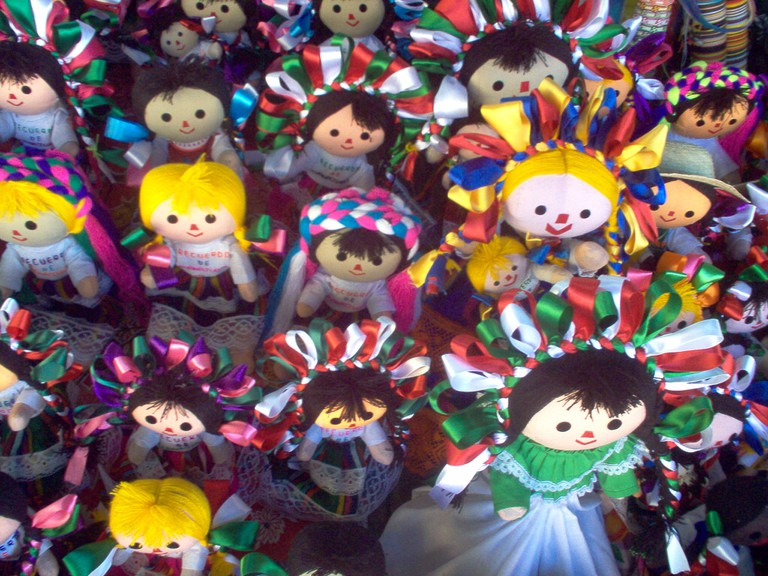 Mexican doll | © Martha Silva/Flickr