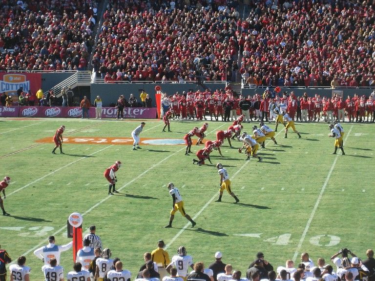 Cotton Bowl © Neff Conner/Flickr