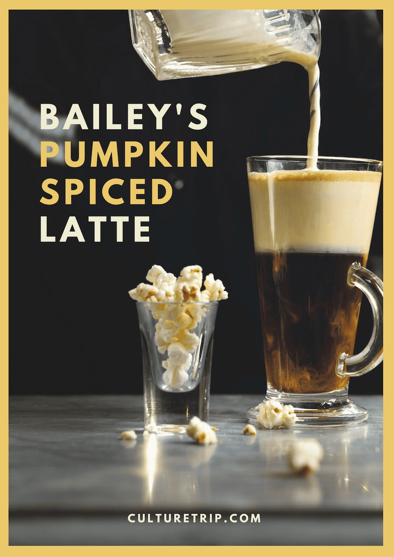 Bailey's Pumpkin Spiced Latte | © Pennethorne's / Designed by Maxence Effantin