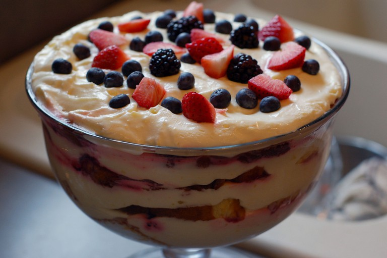 Trifle | © Brooke Raymond/Flickr