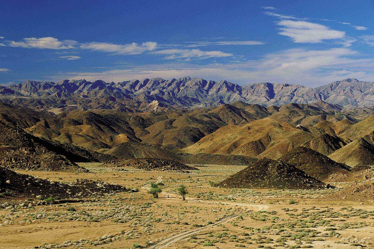 The ǀAi-ǀAis/Richtersveld Transfrontier Park