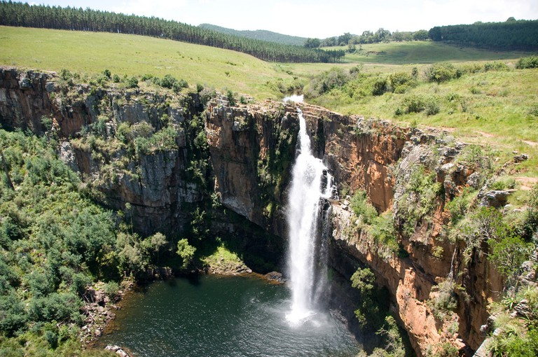 Berlin Falls, Mpumalanga