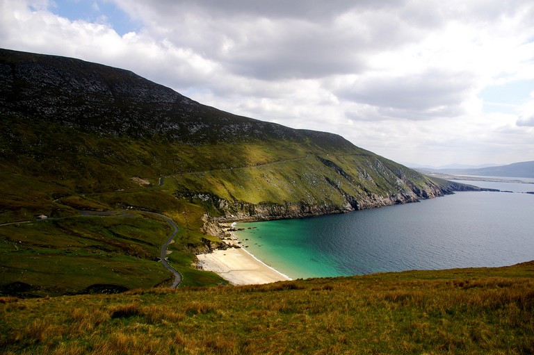 Keem Beach | © IrishFireside/Flickr