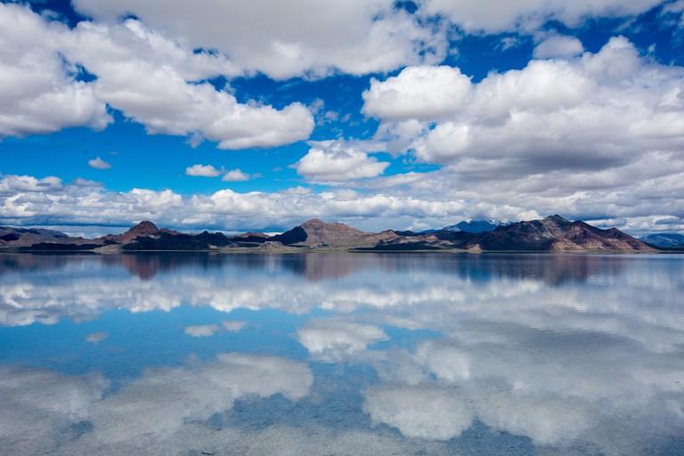 Dreamscape - Bonneville Salt Flats - Utah | © m01229/Flickr