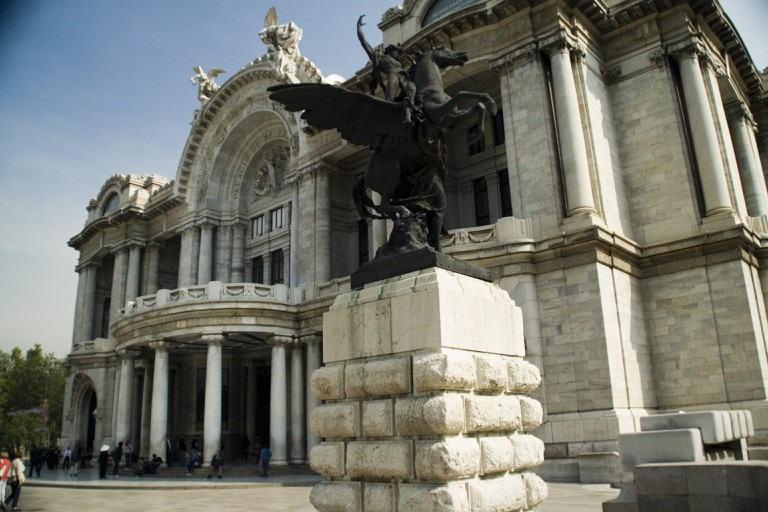 Palacio de Bellas Artes | © chrisinphilly5448/Flickr