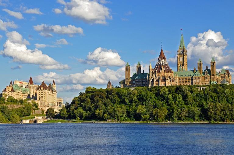 Quebec-7013 - Canada's Capitol | © Dennis Jarvis/Flickr