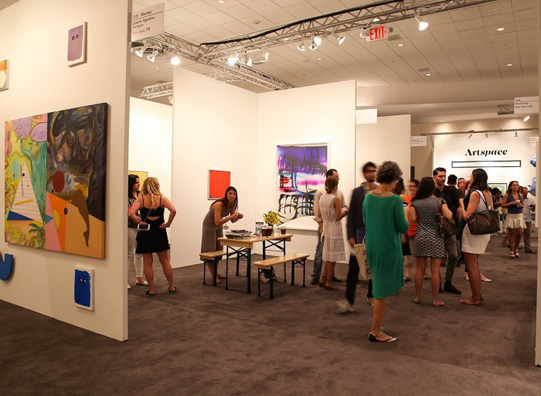 NADA Miami Beach, fair view 2015: Courtesy Photo