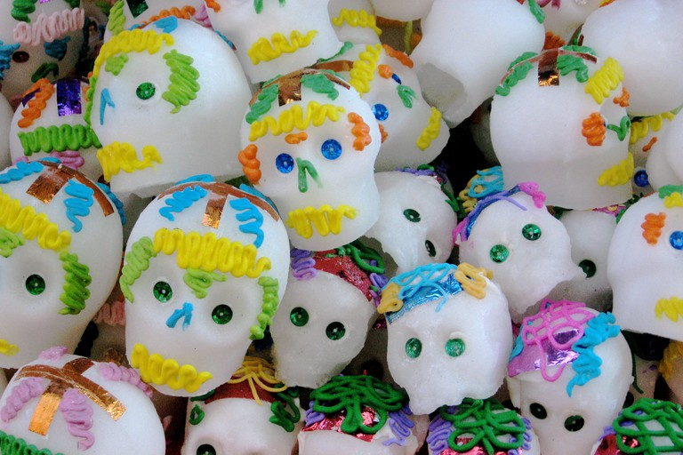 Sugar skull | © katiebordner/Flickr