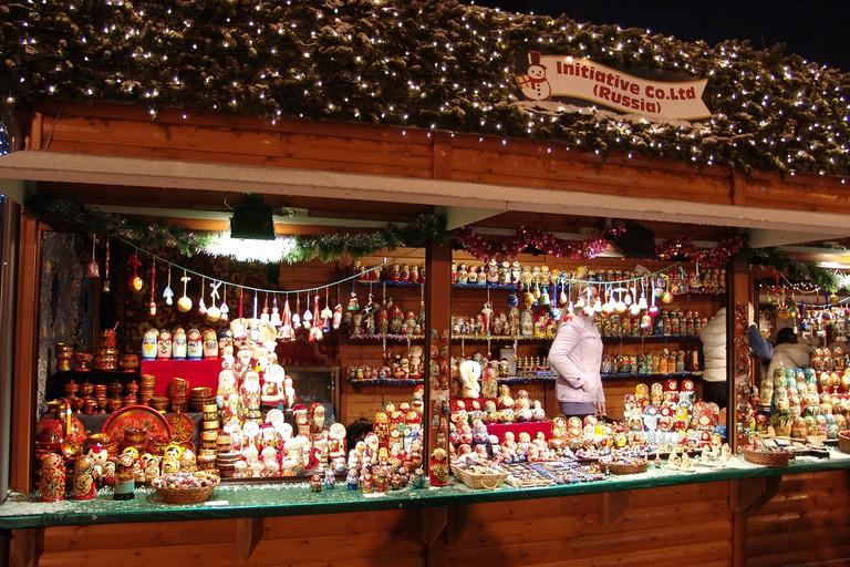 Christmas market in Sapporo | © MIKI Yoshihito/Flickr