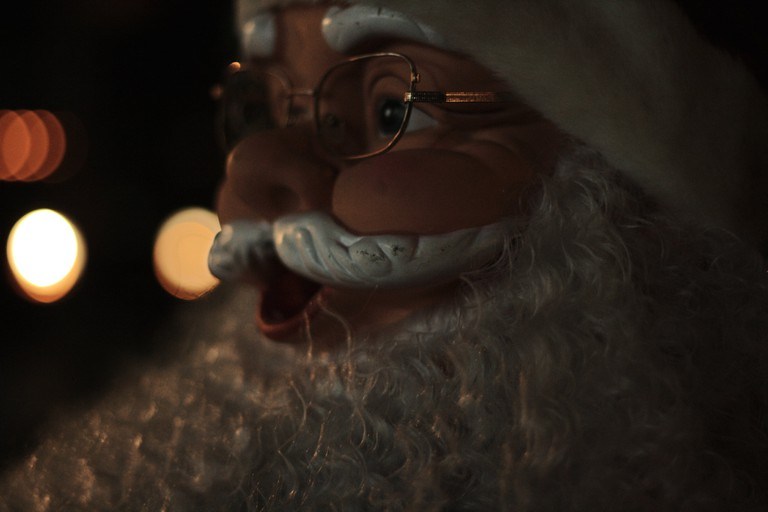 Santa Claus | © Esparta Palma/Flickr