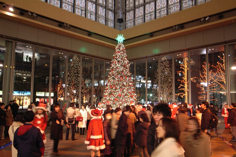 Christmas in Japan | © W00kie/Flickr