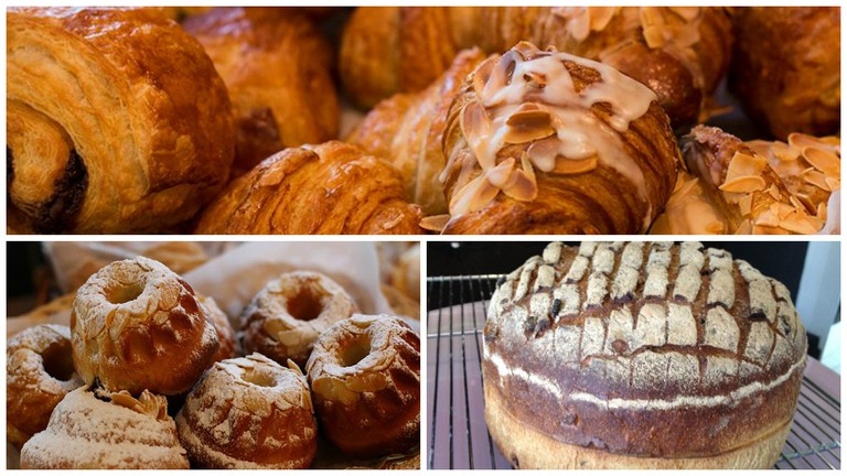 Breads and pastries | Courtesy of Patisserie Dominique