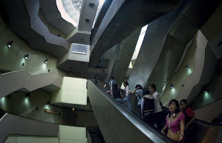 Metro Camarones | © Eneas De Troya/Flickr