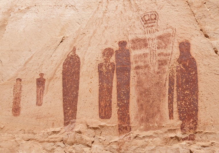 Petroglyphs | © John Fowler/Flickr