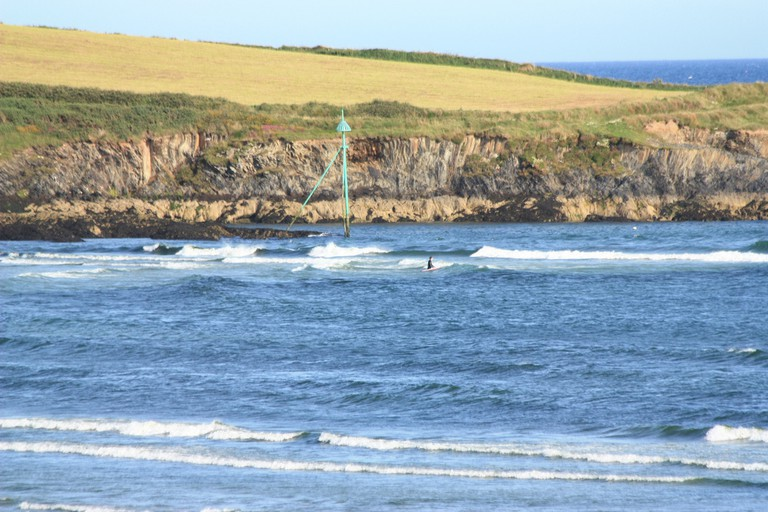 Surfing in Clonakilty