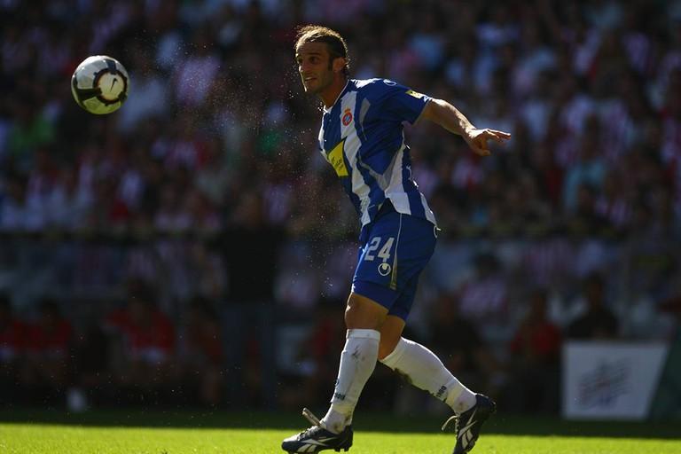 At the 2009 La Liga | © Tsutomu Takasu