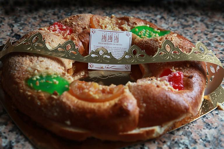 The Roscon de Reyes