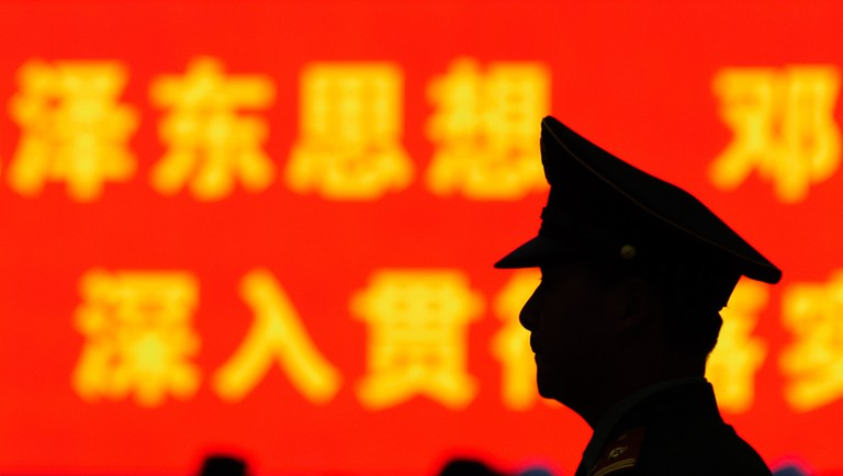 China was found to be the worst abuser of internet freedom in this year's Freedom on the Net report.
