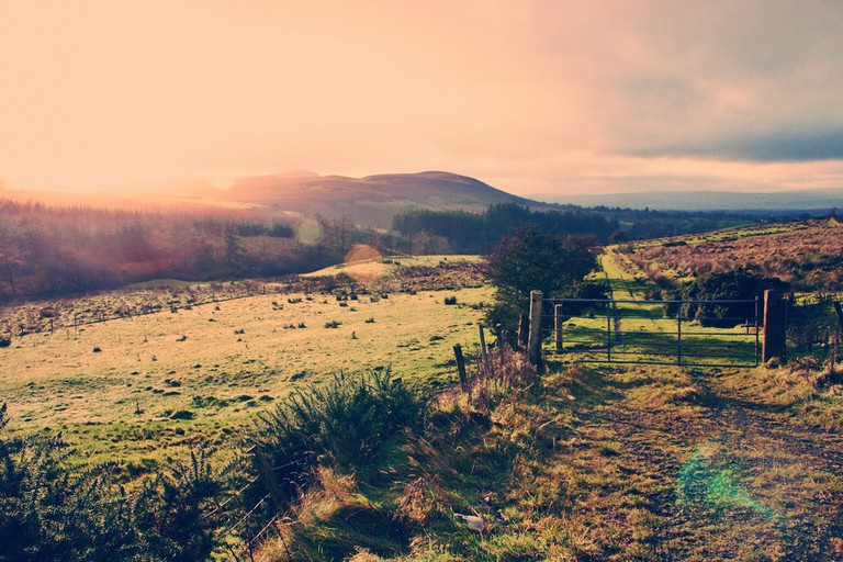 Winter Sun in Ireland | © john.purvis/Flickr