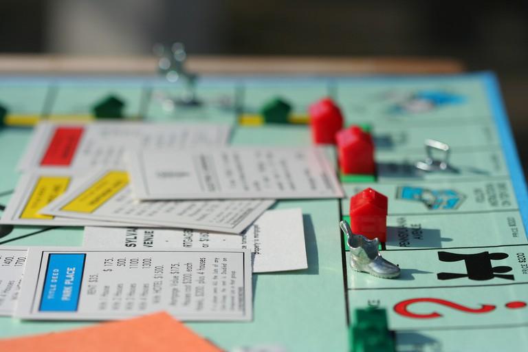 Monopoly © John Morgan/Flickr