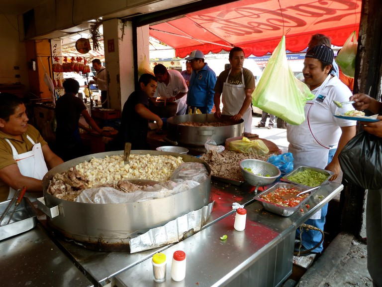 Mexican street food | © CarlosVanVegas/Flickr