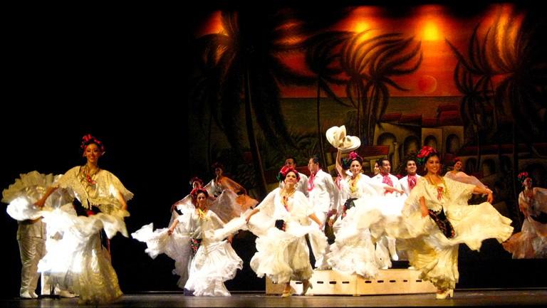 Ballet Folklórico de México, 2011