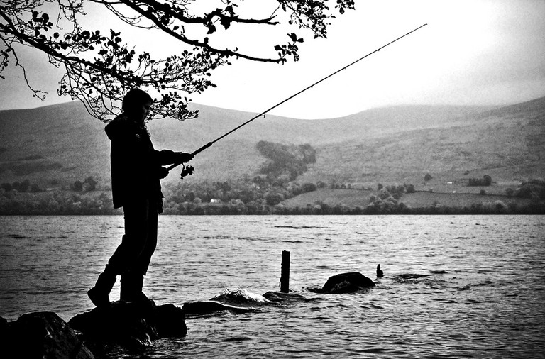 Fishing In Scotland | © Gavin Craigie/Flickr