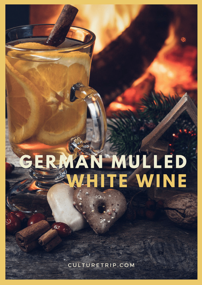 German Mulled White Wine, 13 Boozy Drinks That Will Spice Up Your Christmas | Shutterstock: melis © Culture Trip – Maxence Effantin