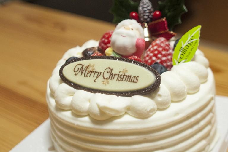 Christmas Cake | © Manabu Itoh/Flickr