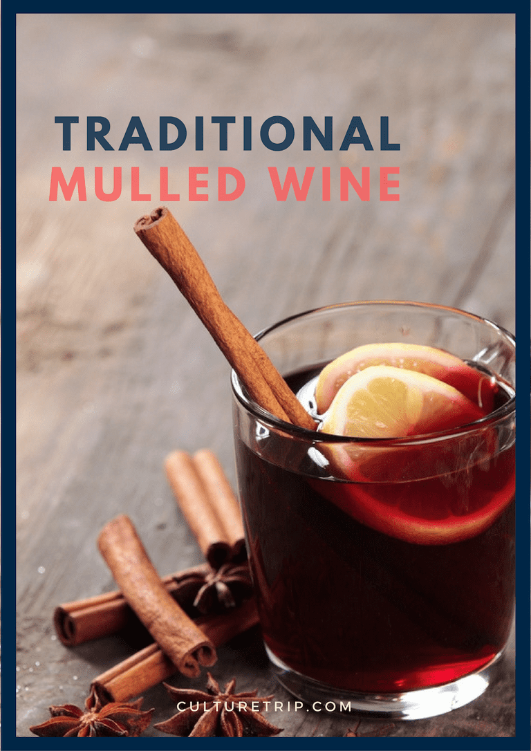 Traditional Mulled Wine, 13 Boozy Drinks That Will Spice Up Your Christmas | Shutterstock: Magdalena Kucova © Culture Trip – Maxence Effantin