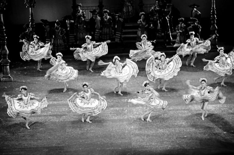 Ballet Folklórico de México, 1970