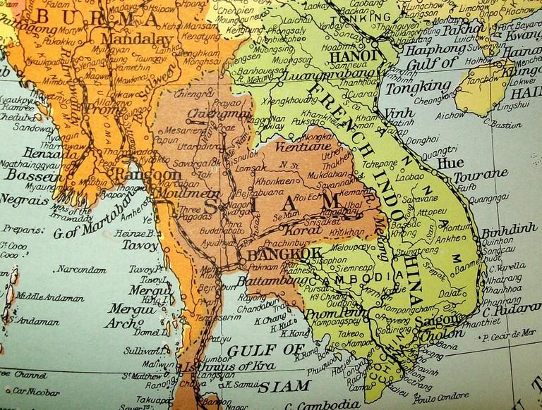 Southeast Asia 1945-50